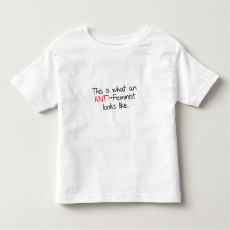 Din beställnings- småbarnT-tröja T Shirts