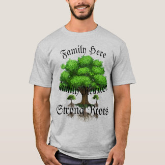 Din familjmöteT-tröja T Shirt