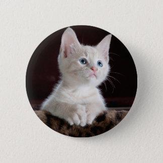 Din fotoanpassningsbar knäppas standard knapp rund 5.7 cm