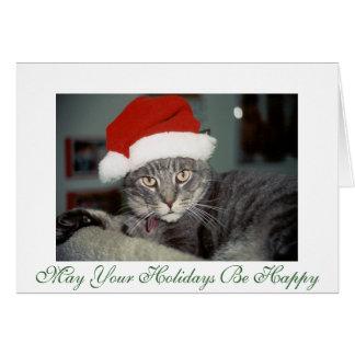 Din julkort från Ernie Hälsningskort