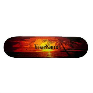 Din kända Skateboard