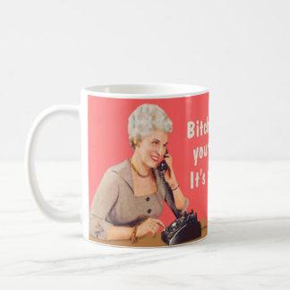 Din nya temasång kallas visartavlan tonar kaffe koppar