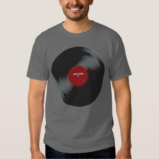 Din rekord- T-tröja T Shirt