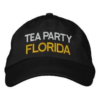 Din Tea som Party-Beskattas till maxet av SRF Broderade Kepsar
