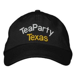 Din Tea som Party-Beskattas till maxet av SRF Hatt