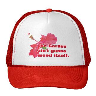 """Din """"weeding den trädgårds- """" TRUCKERKEPSEN Keps"""