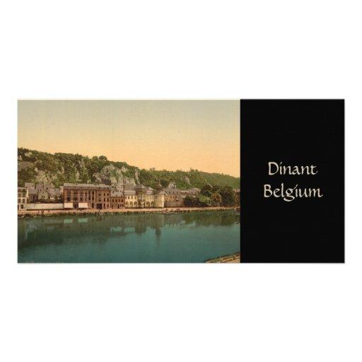 Dinant #2 Belgien Fotokort