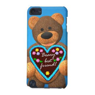 Dinky björn med vänskaphjärta iPod touch 5G fodral