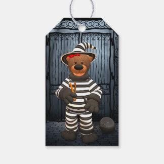Dinky björnar: Lite fång Presentetikett