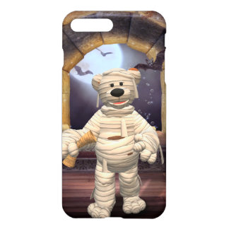 Dinky björnar: Lite mamma iPhone 7 Plus Skal