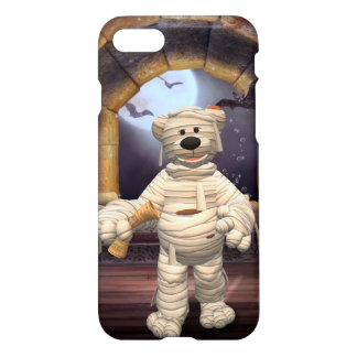 Dinky björnar: Lite mamma iPhone 7 Skal