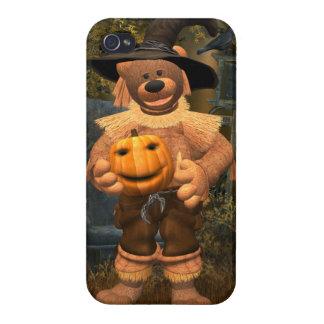 Dinky björnar: Lite skräckkråka iPhone 4 Fodral
