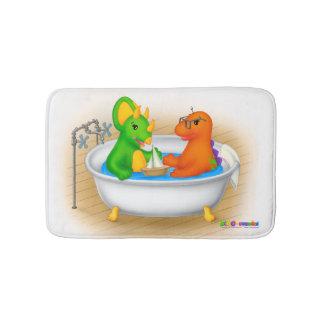 Dino-Buddies™ Bathmat - roligt fotbadkar! Badrumsmatta