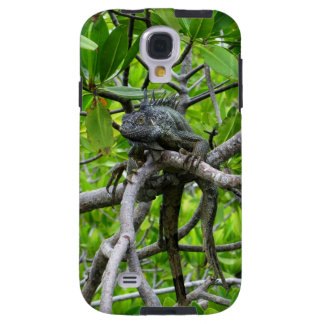 Dinosaur i det MangrovesSamsung S4 fodral Galaxy S4 Fodral