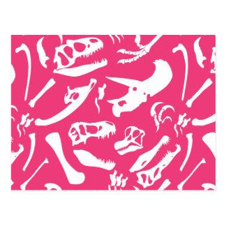 Dinosaurben (rosor) vykort