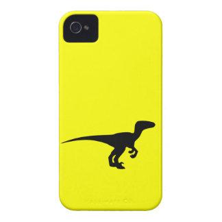 Dinosauren skisserar Jurassic Era iPhone 4 Fodral