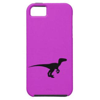 Dinosauren skisserar Jurassic Era iPhone 5 Case-Mate Skal