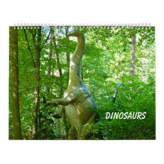 Dinosaurs Kalender
