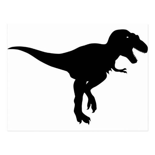 dinosaurs vykort