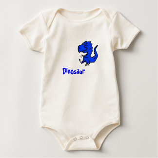 Dinosaurspädbarnutslagsplats Krypdräkt