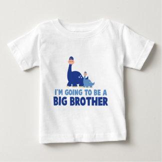 dinosaurstorebror som är NY blått T-shirts