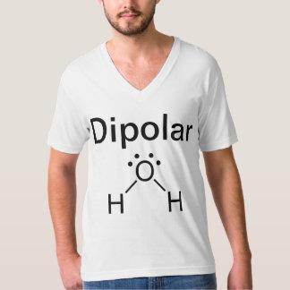 Dipolar vatten t-shirts