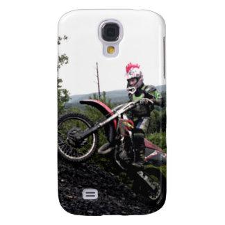 Dirtbike Galaxy S4 Fodral