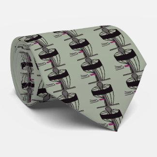 Diskettgolfen all över manar nacketie slips