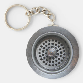 Diskho Rund Nyckelring
