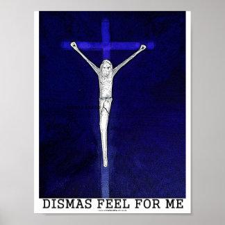 Dismus känselförnimmelse för mig på påsken poster