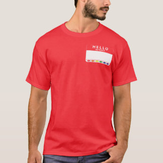 Disneyland skjorta 2007 t-shirt