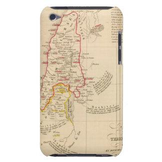 d'Israel för royaumes för Terre Sainte diviseeen Case-Mate iPod Touch Fodral