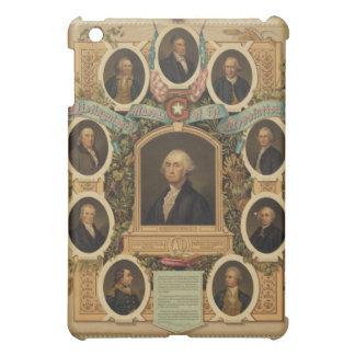 Distingerade Masons av amerikanrevolutionen iPad Mini Skydd