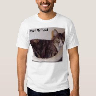 Ditt över mitt huvud t-shirt