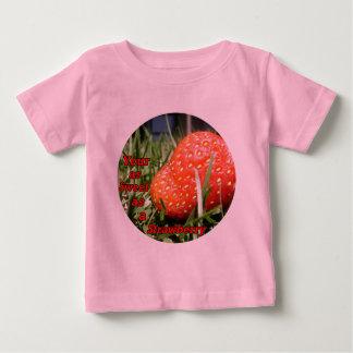 Ditt så sött som en jordgubbe t-shirt