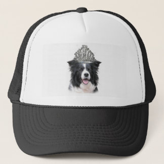 Ditzy Dogs~Border Collie Hat~Halloween Keps