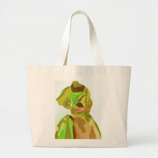 Diva Fashionista In Spring Canvas Bags