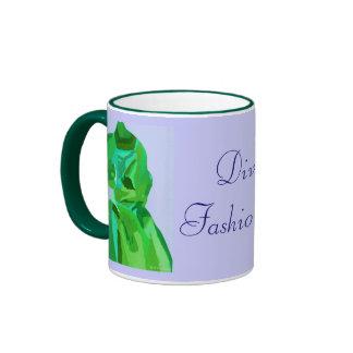 DivaFashionista i sommar Kaffe Koppar