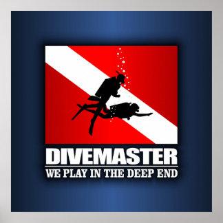Divemaster (avsluta djupt), poster