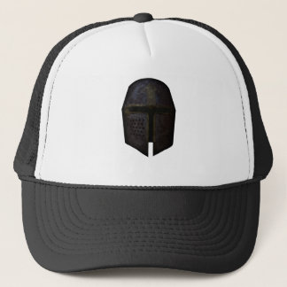 Diverse hatt för svart riddare truckerkeps