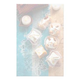 Diwali sötsaker brevpapper