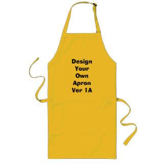 DIY-design ditt egna objekt för gåva för Zazzle Förkläden