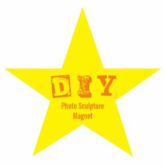 DIY - Magnetfotoskulptur Fotoskulptur Magnet