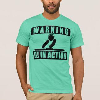 Dj i handling tee shirts