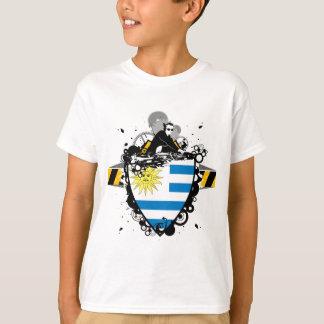 DJ i Uruguay T-shirt