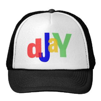 Dj-lastbilsförarelock - dJay lastbilsförarelock Keps