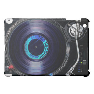 Dj-Turntable iPad Mini Skydd