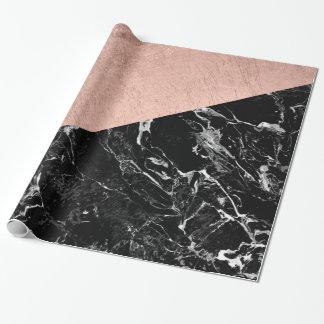 Djärvt modernt rosa kvarter för färg för presentpapper