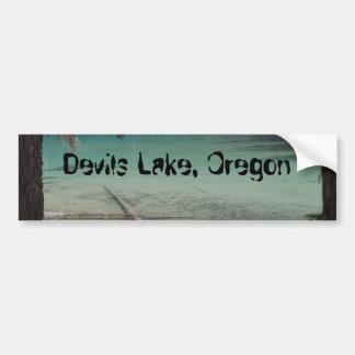 Djävular sjö, Oregon Bildekal