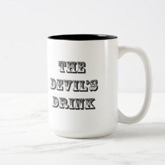 Djävulen för allmänt lager för NILBOG mugg för